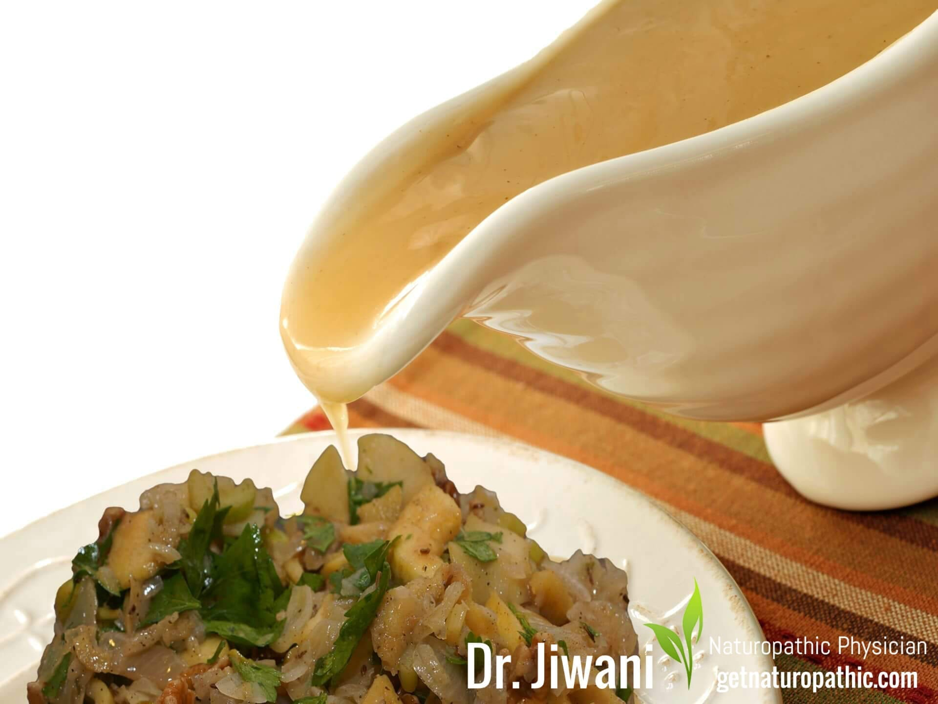 Dr. Jiwani's Healthy Thanksgiving Dinner Menu: Low Carb, Gluten-Free, Egg-Free, Dairy-Free, Soy-Free, Corn-Free, Ideal For Vegan, Paleo, Keto, Diabetic & Candida Diets | Dr. Jiwani's Naturopathic Nuggets Blog