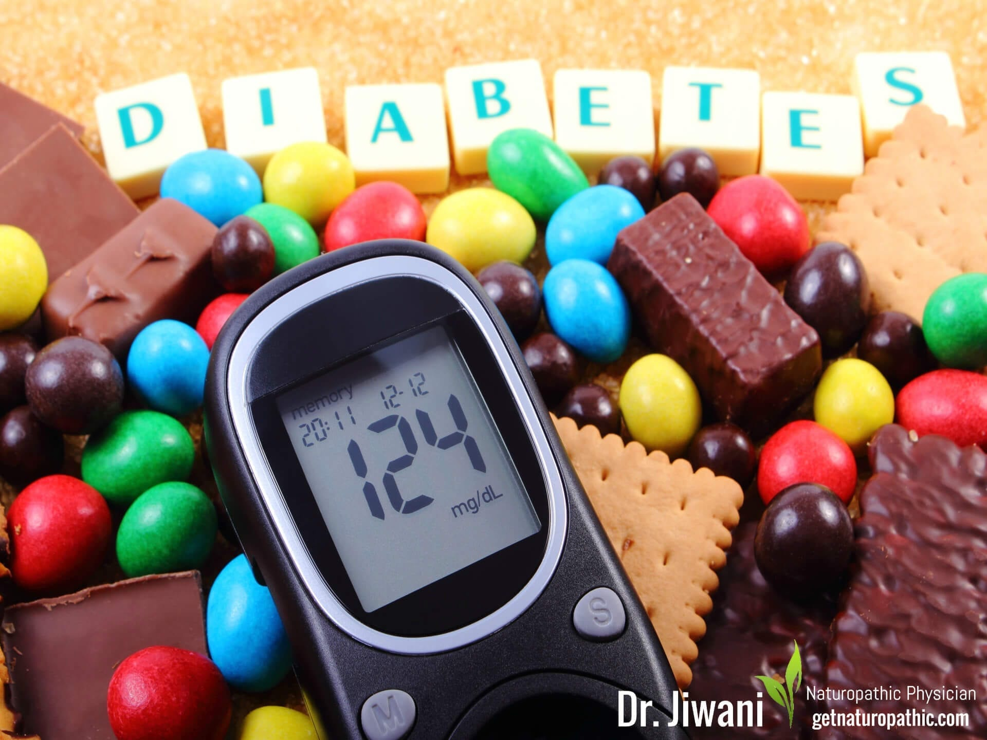 DrJiwani Diabetes Sugar the Sweet Poison The Alarming Ways Sugar Damages Your Body & Brain* | Dr. Jiwani's Naturopathic Nuggets Blog