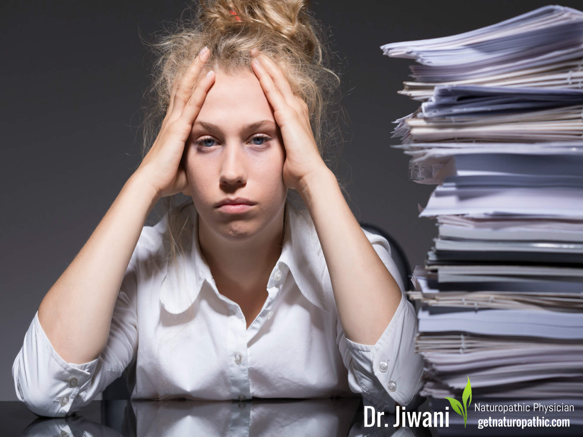 DrJiwani Stress Adrenal Fatigue Sugar the Sweet Poison The Alarming Ways Sugar Damages Your Body & Brain* | Dr. Jiwani's Naturopathic Nuggets Blog