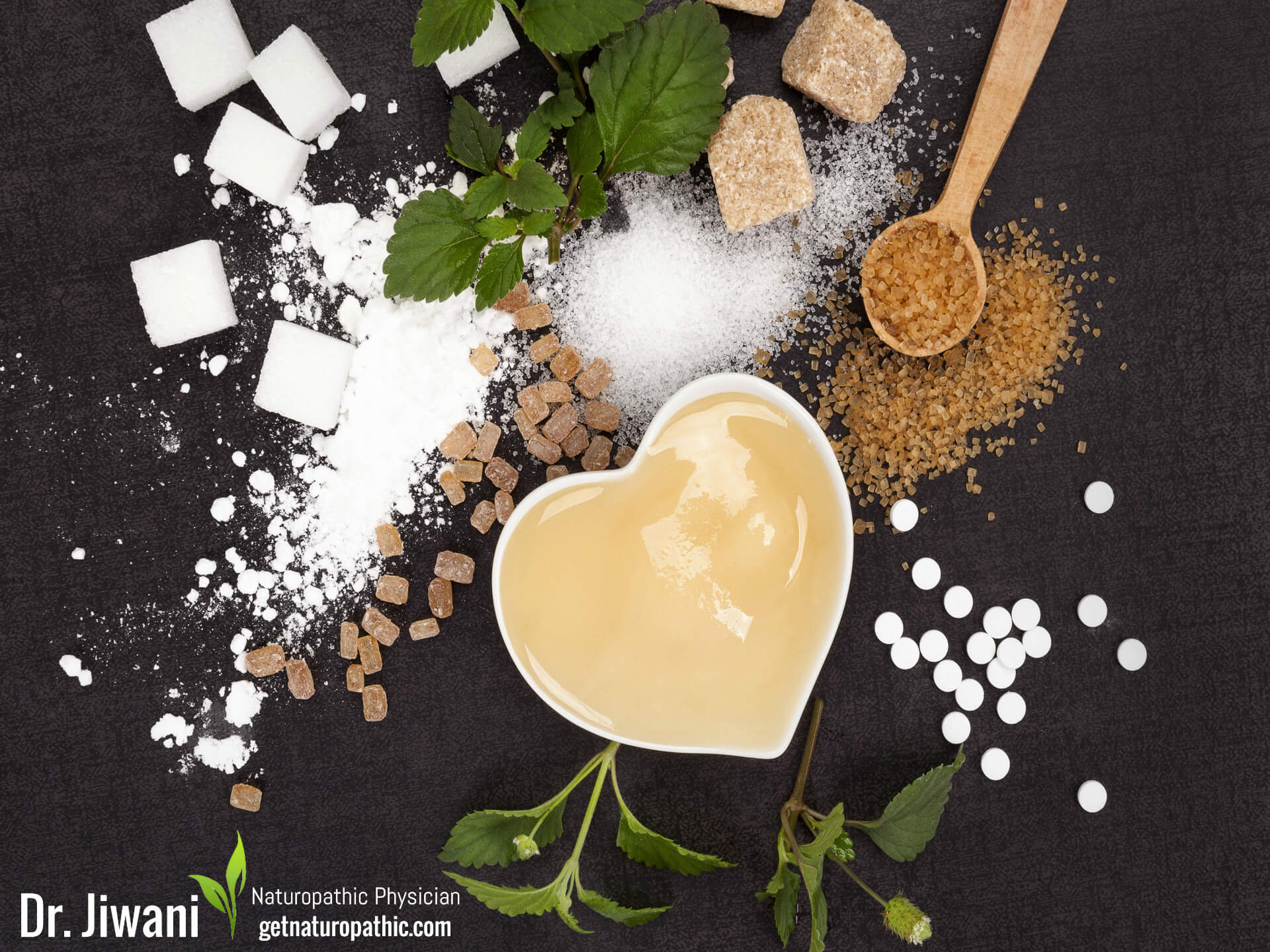 DrJiwani Whole Body Effects Sugar the Sweet Poison The Alarming Ways Sugar Damages Your Body & Brain* | Dr. Jiwani's Naturopathic Nuggets Blog