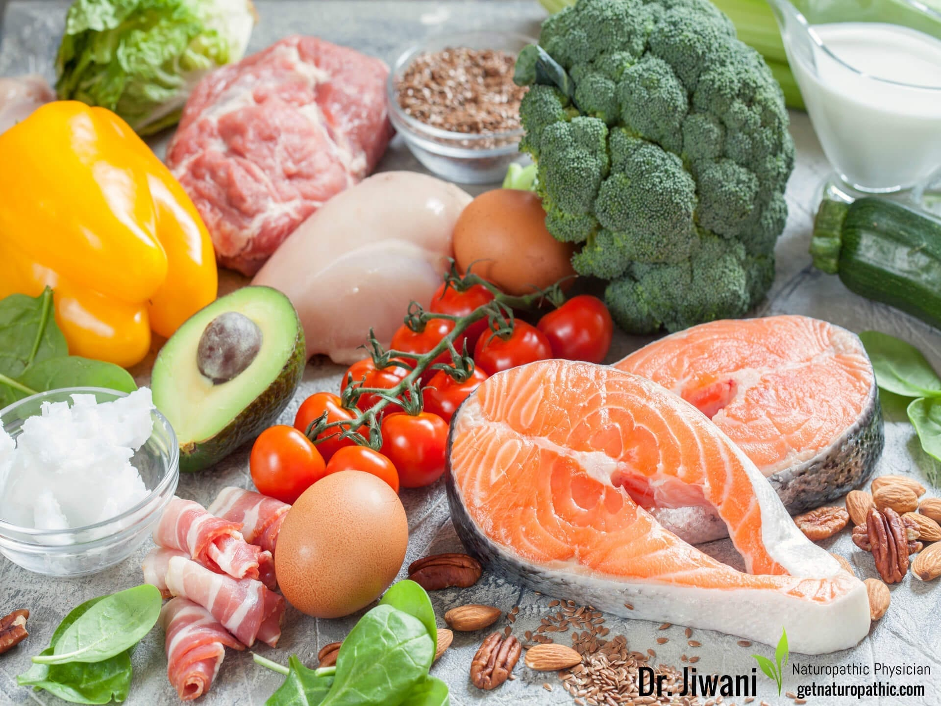 Dr Jiwani Keto Diet Food List for Food Allergies* | Dr. Jiwani's Naturopathic Nuggets Blog