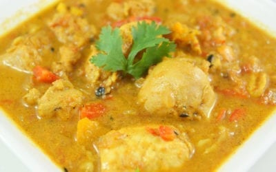 Recipe: Dr. Jiwani's Classic Chicken Curry (Low Carb Dairy-Free)